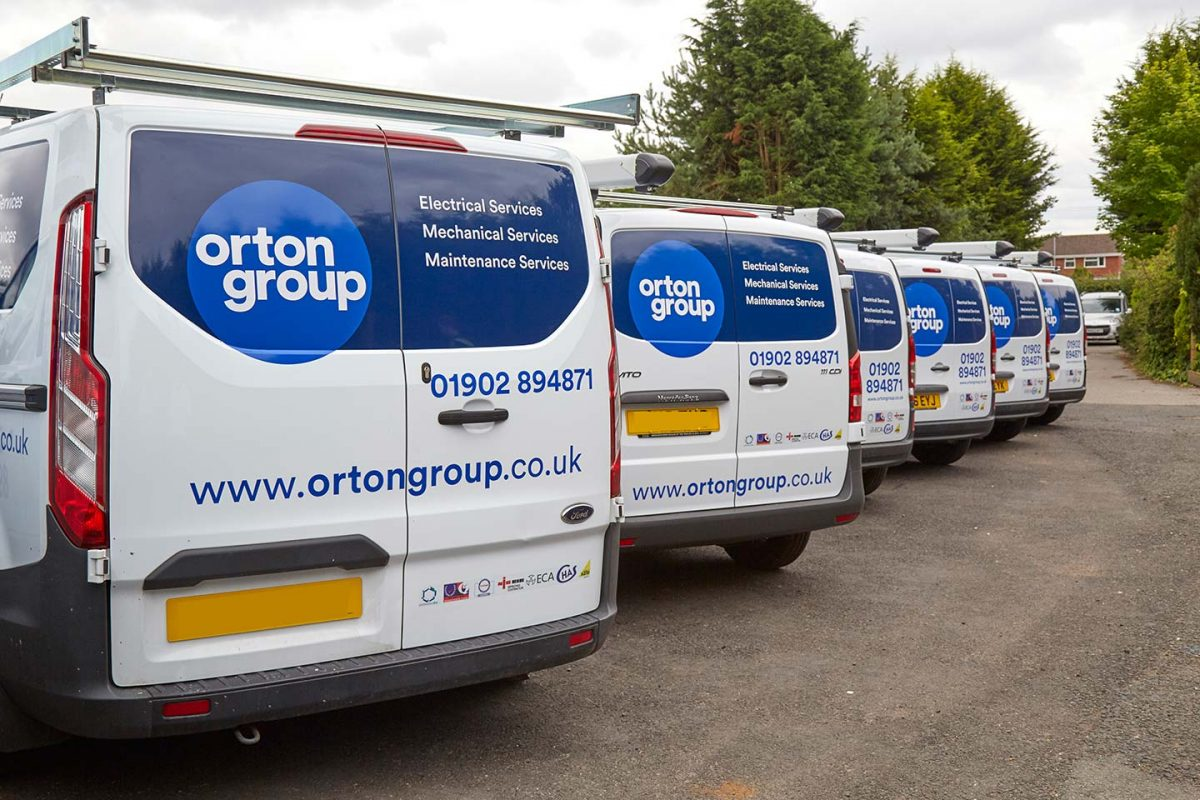 H&S Professional Stephen Joins the Orton Group