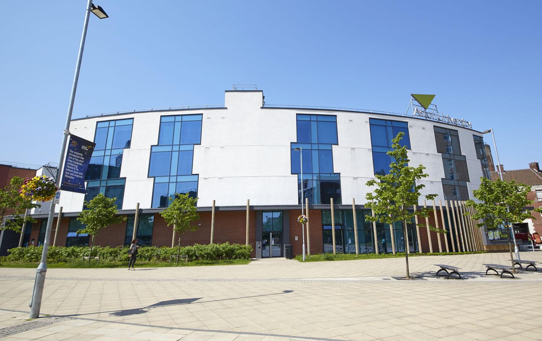 Aston University Student Village