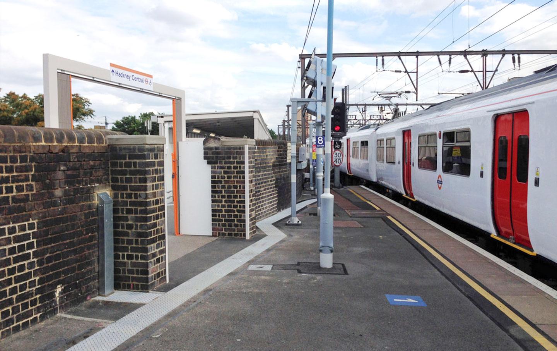 Hackney Interchange (LOSTAT)