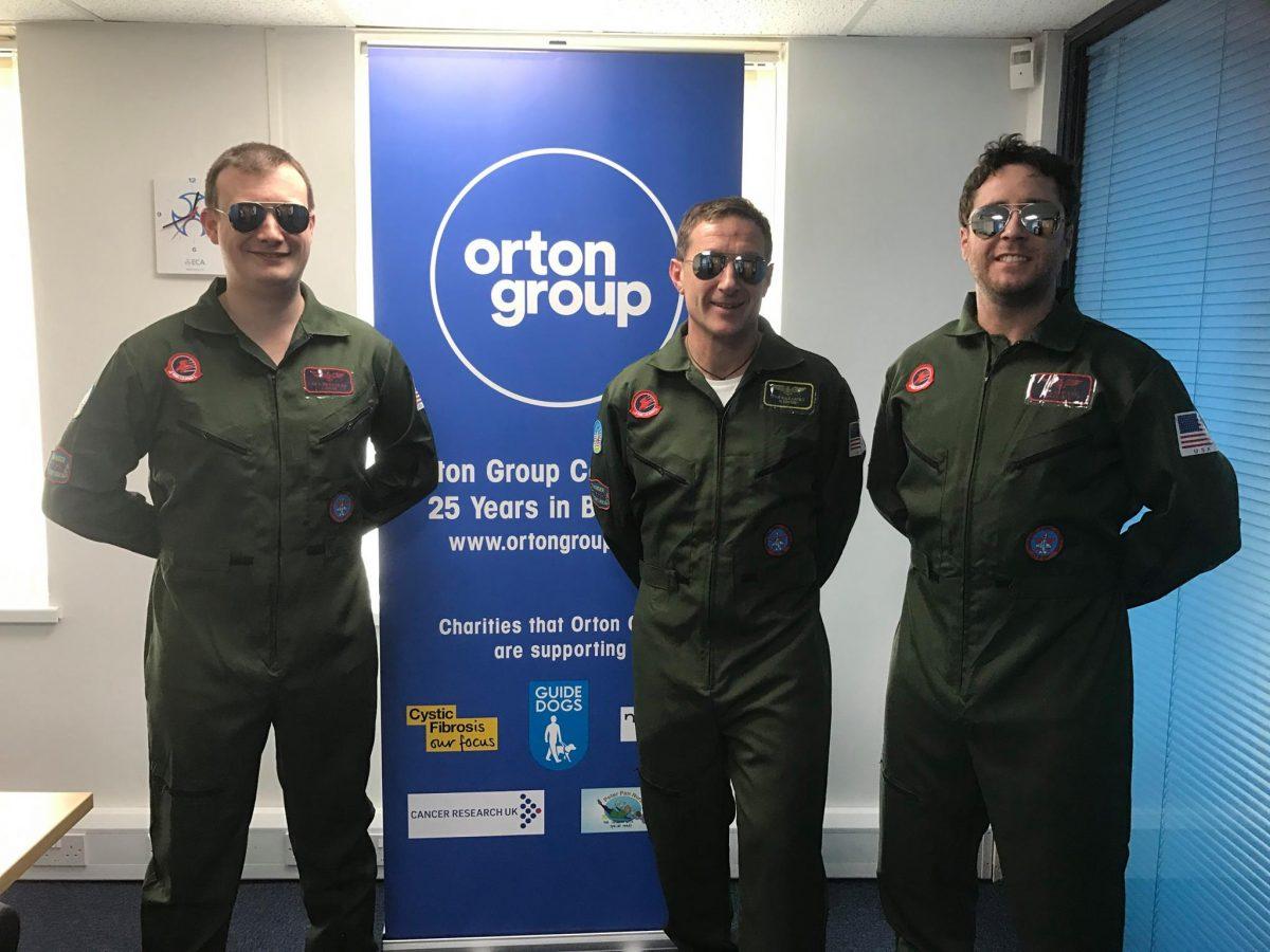 Orton Hosts Golden Oldie Cinema Night
