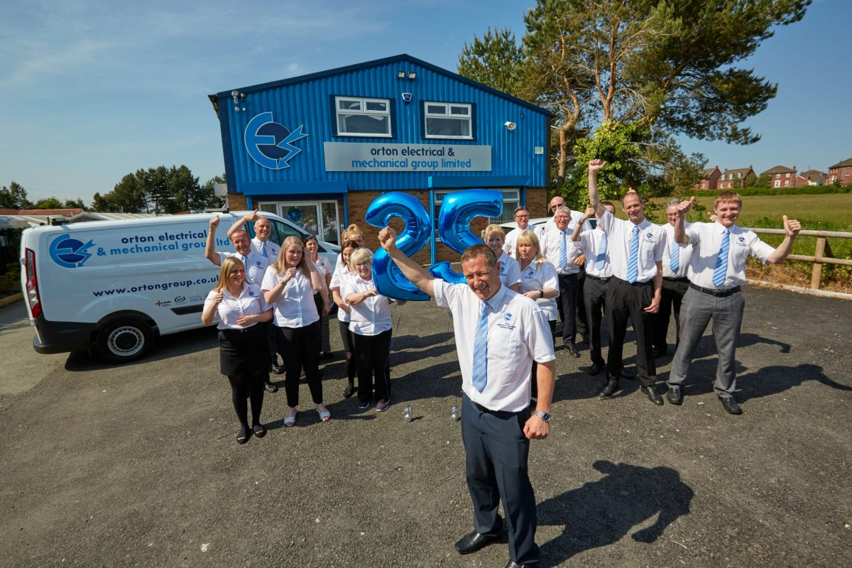 Orton Launches £25K Fundraising Pledge