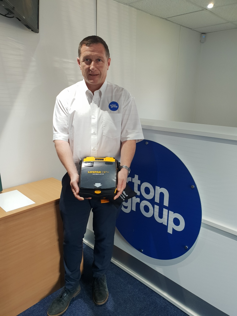Orton's New Investment Could Save Lives