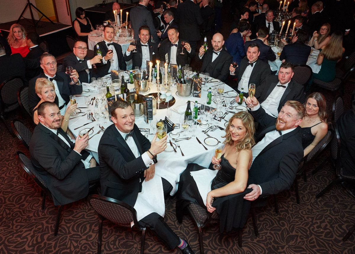 Orton's Electrical Rail Project Wins National Award
