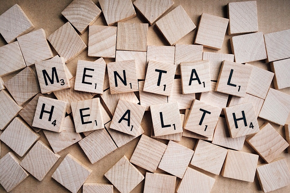 Orton Tackles Taboo of Mental Health at Work