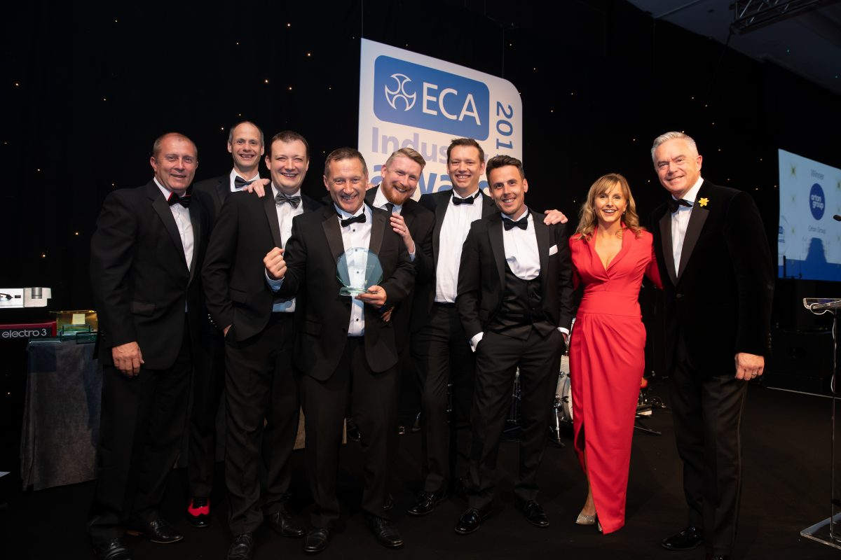 Orton Group lands high-profile award